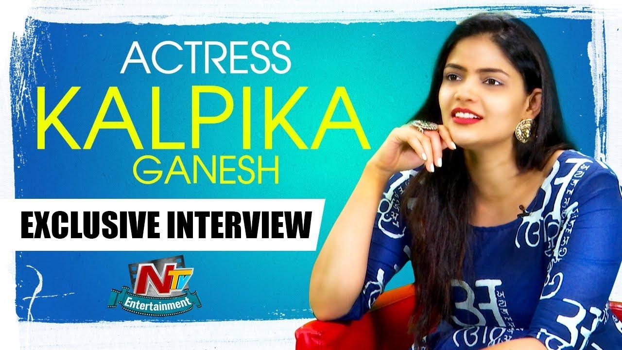 Actress Kalpika Ganesh Exclusive Interview | Sita On The Road Movie | NTV Entertainment