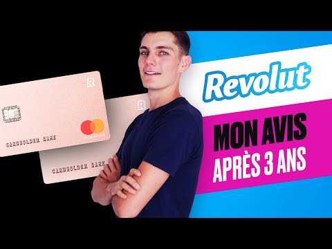 Avis Revolut : Après 3 ans, qu'est ce que ça vaut ?!