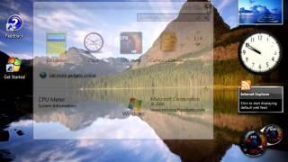 Windows Vista Evolution Time-lapse