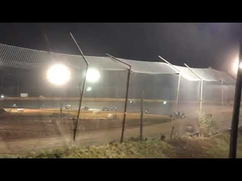 Trey Burke Racing - Texas Grand NonWing 600 Feature 105 Speedway