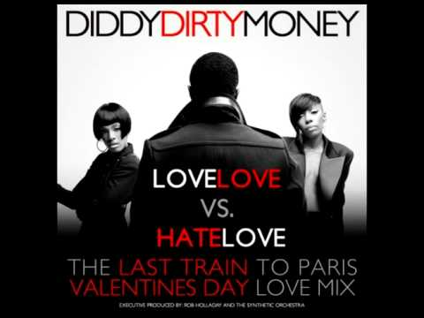 Diddy - Dirty Money (feat. Chris Brown & Wiz Khalifa) - I Know (HQ+DL)