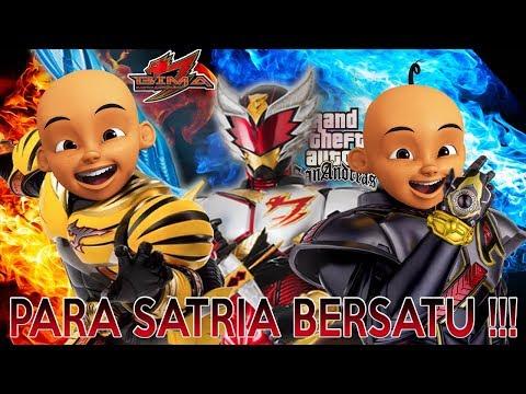 UPIN IPIN DAN BIMA BERSATU !!! (PART 13) - GTA LUCU INDONESIA (DYOM #51)