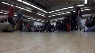 Tri City vs Art Of Movement /Dogpound (Battle Of Burien 2018 prelims)