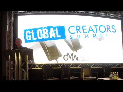 """Graham Henderson - Keynote at Global Creators Summit - """"The Broken Promise of a Golden Age"""""""