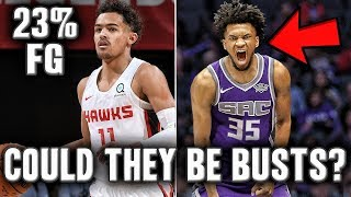 3 Rookies Disappointing Everybody In The NBA Summer League