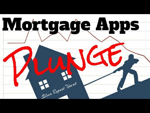 Economic Collapse News - Mortgage Apps Plummet 2019 as Housing Market Continues It's Slide