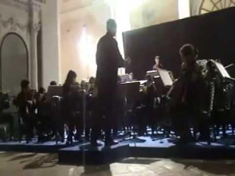 Il postino - Orchestra del Conservatorio   G  Martucci   di Salerno