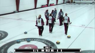 2017 Travelers Curling Club Championship - Gold Medal Game - MB vs BC Men