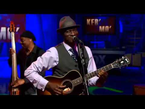 Keb'Mo' Perfoms A Song From His New Album 'BLUESAmericana'