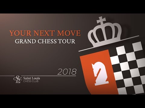 2018 Your Next Move Grand Chess Tour: Day 5