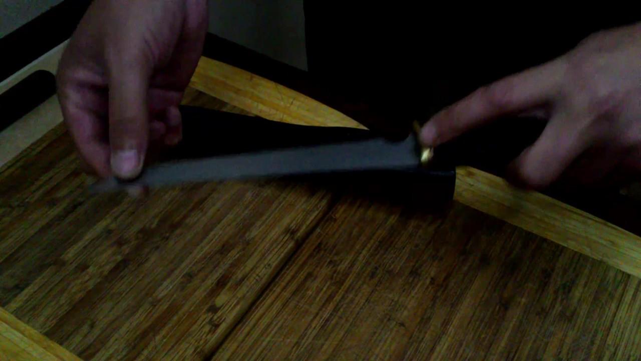Отличный филейный нож для рыбы. Один из лучших.