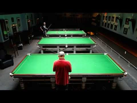 LIGUE DE SNOOKER 2014/15 JEUDI 25 SEPT