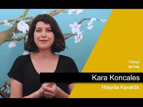 KARA KONCALES - Hilayda Karakök (Turkish) - Myths