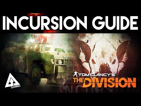 The Division Falcon Lost Incursion Challenge Mode Guide