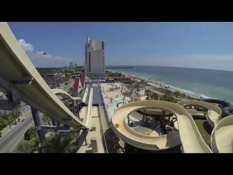 Splashes Myrtle Beach S Only Oceanfront Water Park