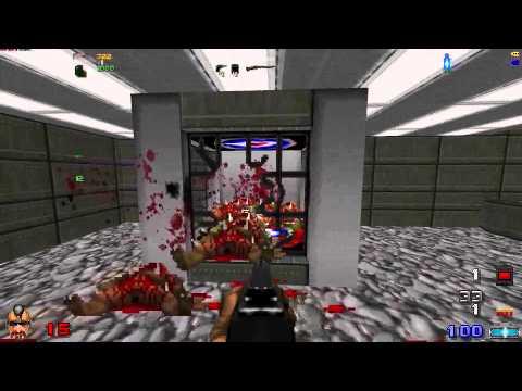 Welcome Aboard the CSS Icarus - Doom RLA + Doom RPG + Icarus.wad ( Episode #1 ) Levels 1-2
