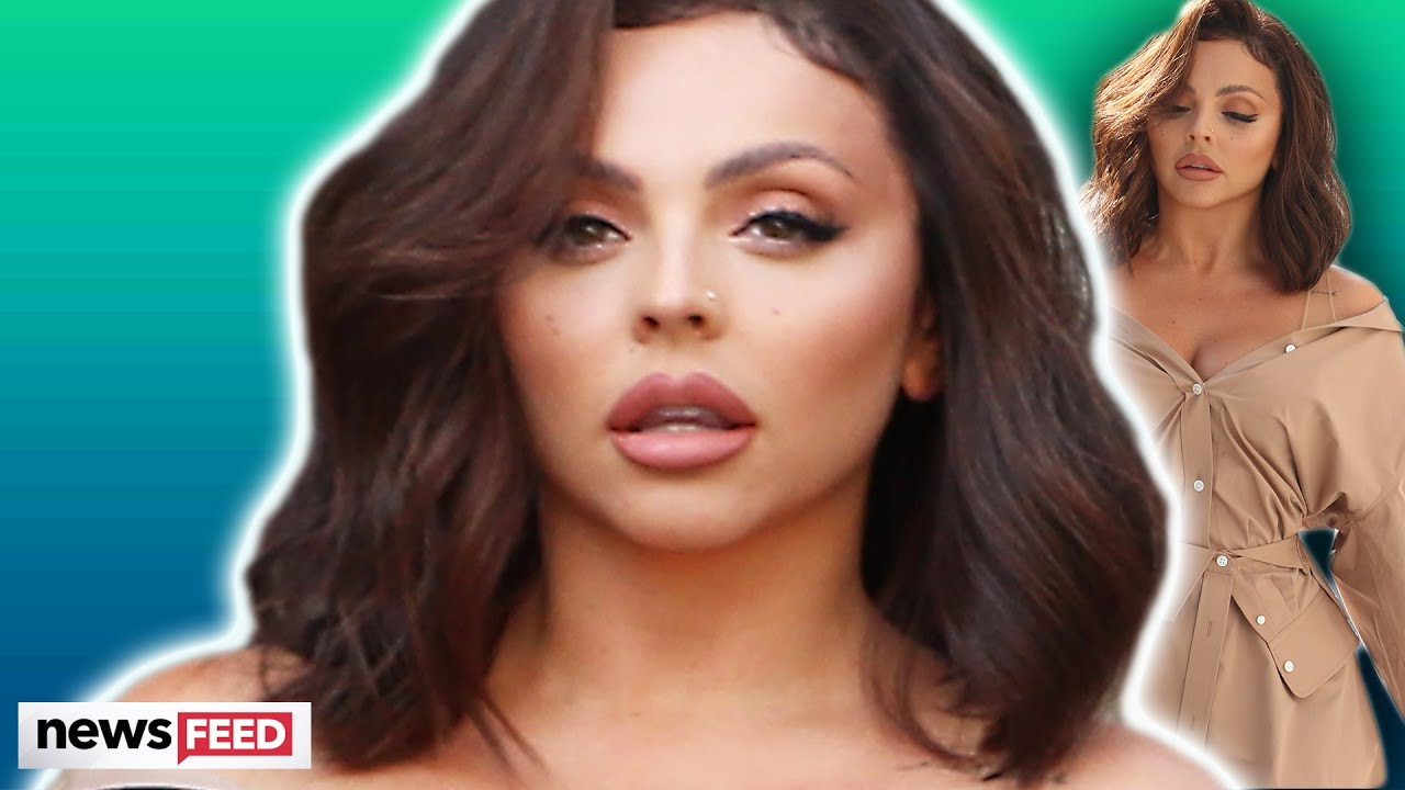 Little Mix's Jesy Nelson Suffers Breakdown During Live Performance!