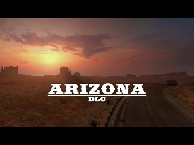 American Truck Simulator - Arizona trailer