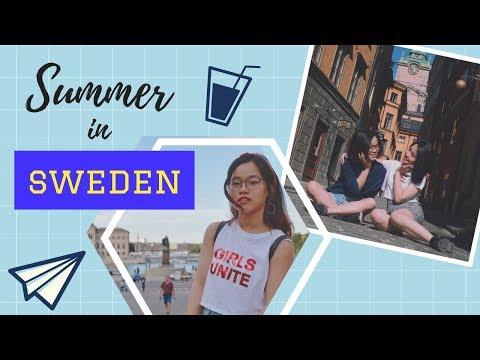 #6. Have fun in Sweden, 2018 | Chơi gì ở Thụy Điển | Travel vlog