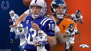 Every Player to Catch a Peyton Manning TD Pass | NFL Highlights