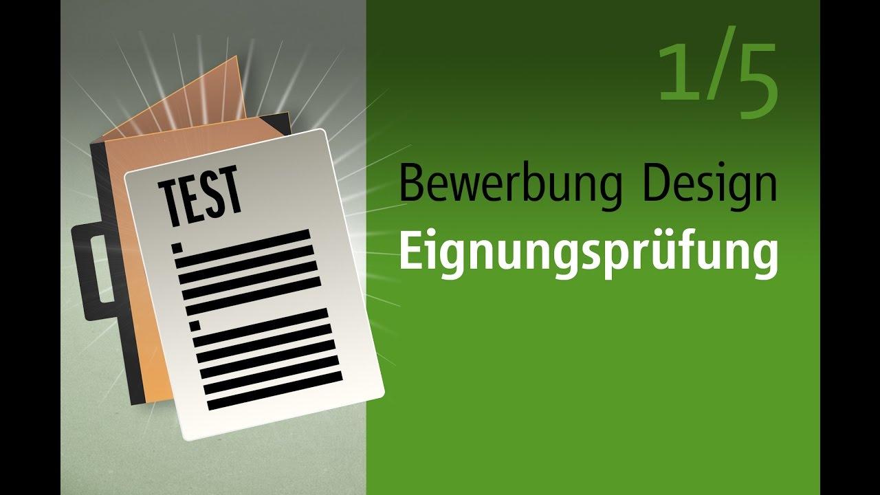 Bewerbung Zum Designstudium An Der Fh Potsdam 5