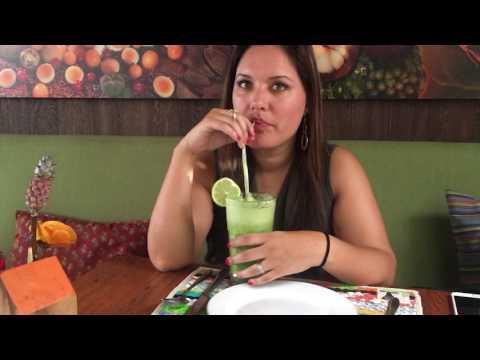 Organic food in Lima! (La Balanca)