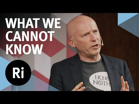 What We Cannot Know - with Marcus du Sautoy