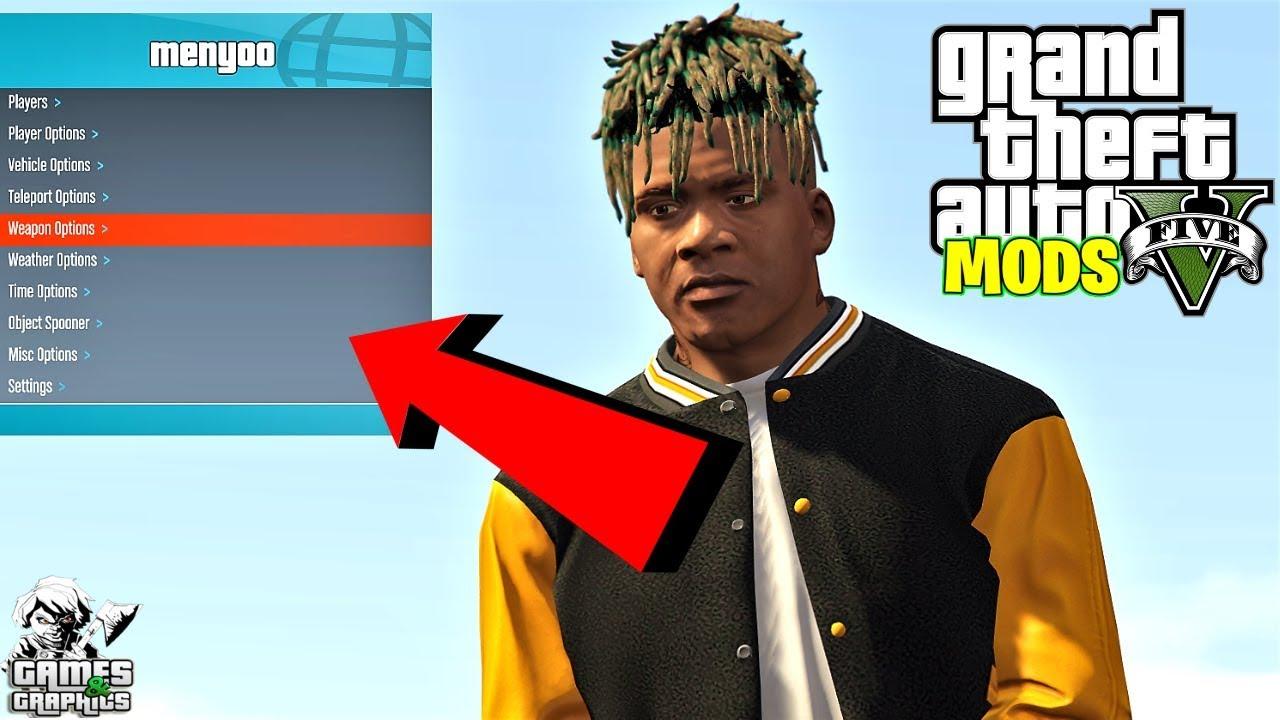How to Install MENYOO (2019) GTA 5 MODS