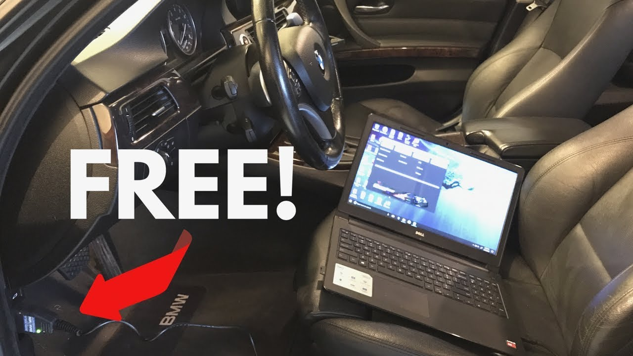 How To Get A FREE BMW N54 Backend Flash Tune!