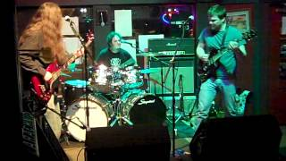 Watch Your Step by MUD TEA Live in Charleston 3-29-13