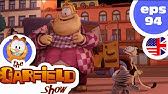 The Garfield Show Ep91 Great Pizza Race Youtube