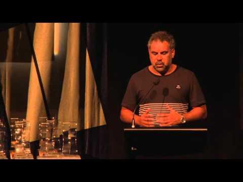 Wayne Blair Speech  2014 Matilda Awards
