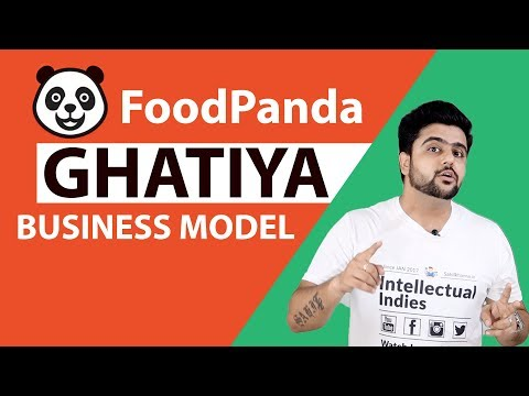 FoodPanda GHATIYA Business Model | Online Operation Failure
