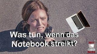 Was tun wenn das Notebook nicht mehr angeht-Tipps für wieder Freude bei streikenden Geräten