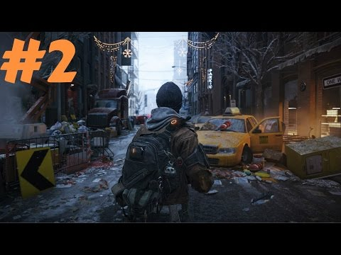 The Division - Getting into Manhattan & Base of Operations/ Part 2