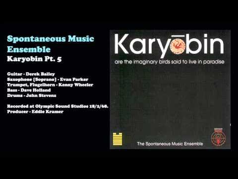 Spontaneous Music Ensemble - Karyobin Pt. 5 (1968)