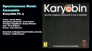 Spontaneous Music Ensemble - Karyobin Pt. 5 (1968)