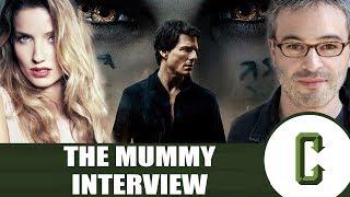 The Mummy Star And Director, Annabelle Wallis And Alex Kurtzman Interview - Collider Video