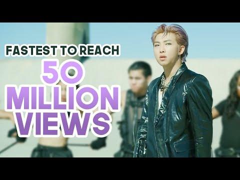 Download  FASTEST KPOP GROUPS  S TO REACH 50 MILLION VIEWS Gratis, download lagu terbaru