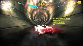 Asphalt 8 - Tokyo - Lykan HyperSport - Shortest Race Path