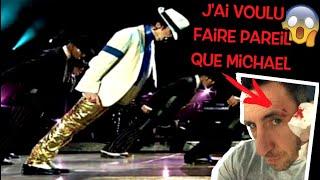 Michael Jackson - Smooth criminal (traduction en francais) COVER