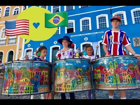Family Travel in Brazil – First Time American Visitors