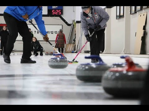 Dixie Curling Club Teaser / Trailer
