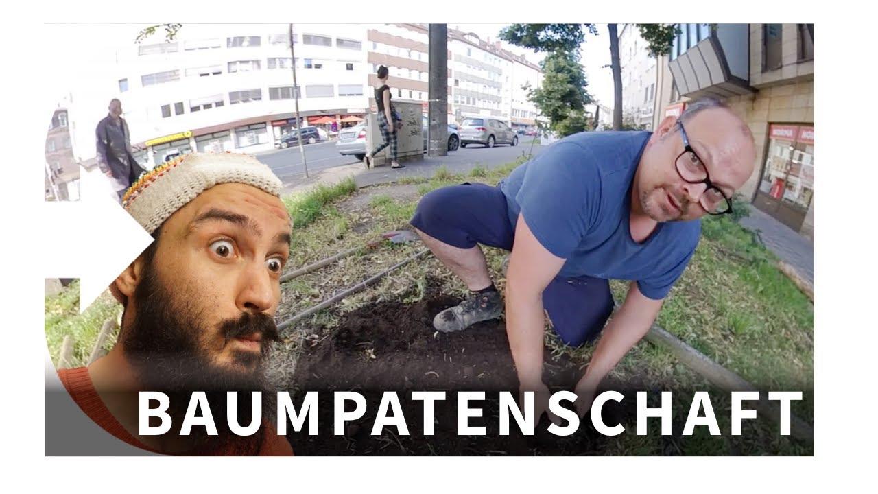 Baumpatenschaft in Nürnberg | Baumscheiben verschönern |Werde Baumpate