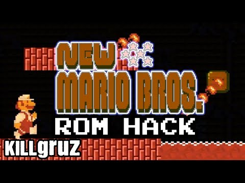 New Mario Bros - NES ROM Hack - Killgruz