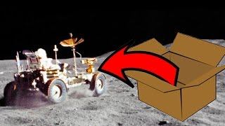 How NASA Took Cars to the Moon