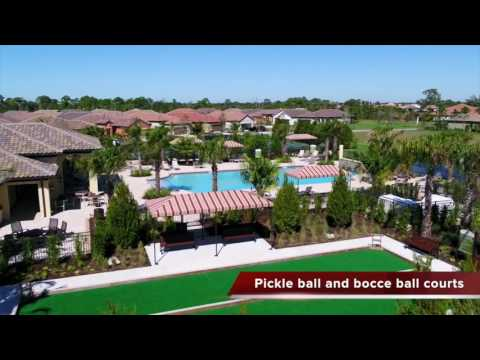 Milano: New Homes In Venice, Fl By Neal Communities