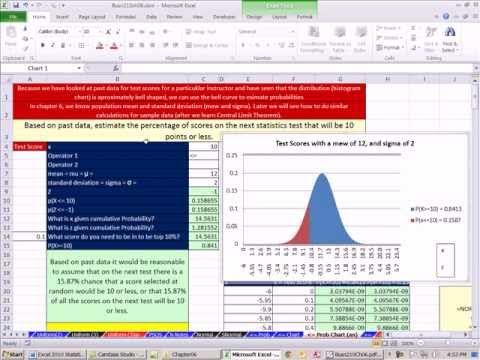 How to plot standard deviation bell curve in excel add for Bell curve template excel 2010