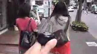 How to walk freely in Japan (funny)