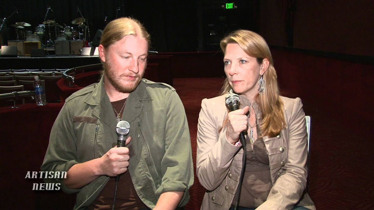 Tedeschi Trucks Band Together After Marriage Youtube